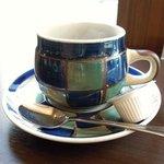 66496282 - 函館美鈴 「本日のコーヒー」