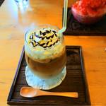 cocoo cafe - アーモンドチョコラテ