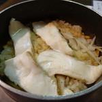 すし丸本店 - 鯛釜めし膳(1,350円)