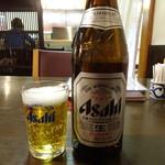 すし丸本店 - 瓶ビール(600円)
