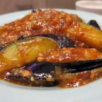 龍味 - 麻婆茄子丼