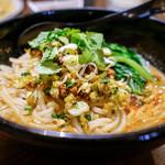 李湘潭 湘菜館 - 濃厚汁なし担々麺