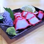酒が呑める魚屋 大輝鮮魚店 - 酢ダコ