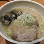 66501436 - 瀬田しじみらー麺850円