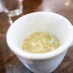 トプカ - 濃い目のスープ