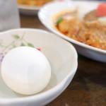 トプカ - ゆで卵