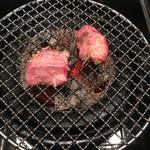 炭火焼肉 四谷山星 -