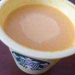 スターバックスコーヒー - バナナチョコレートプリン