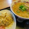 らーめん せんや - 料理写真:F  ラーメン(味噌)焼き飯