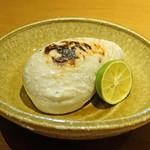 ふぐ 福治 - 白子焼き