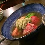 魚呑 - トマト姿煮?美味し