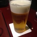 料理旅館 金沢茶屋 - ドリンク写真:生ビール