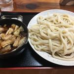 田舎打ち 麺蔵 - きのこ汁の大@780円