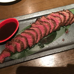 66505957 - 宮崎牛の完熟肉 ランプ 240g