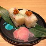 治兵衛 - ふぐ桜寿司