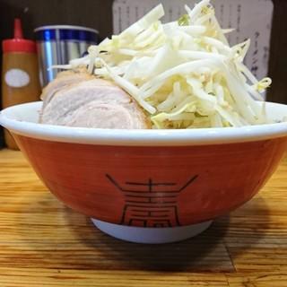 ラーメン神豚 - 料理写真:2017年4月 小ぶた 950円