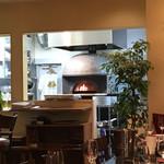 Pizzeria&Wine Bar Luna Lucca - 石窯〜ここで焼かれるピザがうまい〜
