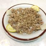 Niaribaba - チキンとくるみのペースト