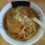 たいめい - 料理写真:ラーメン550円