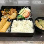 天楽 - 料理写真:酢豚定食850円(税込)