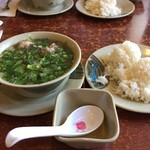 Asahi Grill - 料理写真:Oxtail soup Mini $11.95-