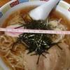 Ebisushiyokudou - 料理写真:ラーメン400円 丼の直径19cm
