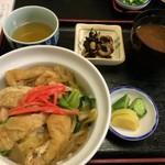 角三 - 「志のだ丼」(630円)
