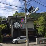 山鳩 - お店外観