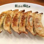 餃子の福包 - 焼き餃子(290円)