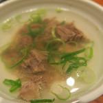 ローストビーフ星 - 牛スープ