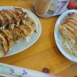 かさご浜松餃子 - 料理写真: