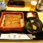 松川 - 鰻重花2,835円