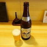 松川 - 瓶ビール755円