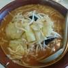 こまどり - 料理写真:味噌ラーメン(760円)