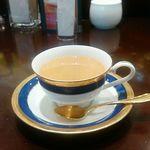 カフェ コロラド - カフェクリーム1