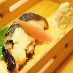 おばんざい京 筍矢  - 銀鱈西京焼き 900円