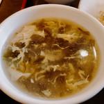 66516055 - 付属のスープ
