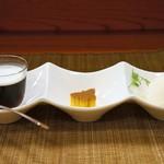 かき幸 - デザート3種盛り(2017.5.4)