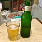 ピッツェリア ダ ティグレ - ハートランド瓶ビール
