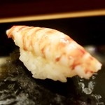 鮨處ワサビ - [2017/04]寿司⑥ えびの握り