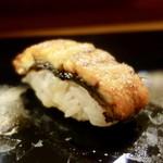 鮨處ワサビ - [2017/04]寿司⑨ うなぎの握り
