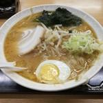 ゆで太郎 - 料理写真:味噌ラーメン