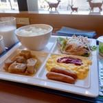 スーパーホテル - [2017/04]無料健康朝食(宿泊料に含む)