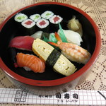 司寿司 - 料理写真: