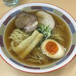 Niboshiiwashiramenen - 「煮干しらーめん」780円