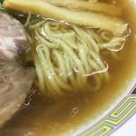 Niboshiiwashiramenen - 自家製麺