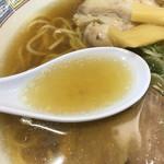 Niboshiiwashiramenen - 煮干しスープ