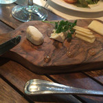 AUREOLE - チーズ盛り合わせ