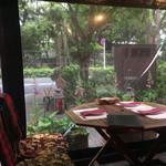 オリオール - 御苑の緑