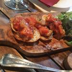 AUREOLE - グリル野菜のブルスケッタ